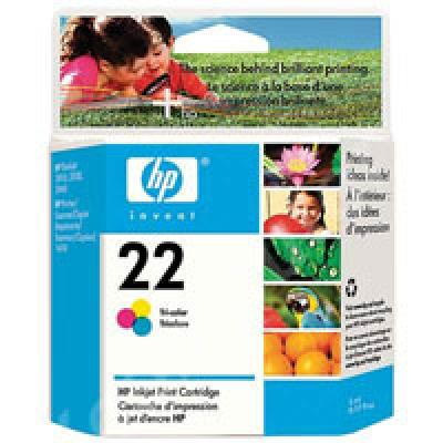 HP DJ No. 22 Color - dataprint.vn.ua