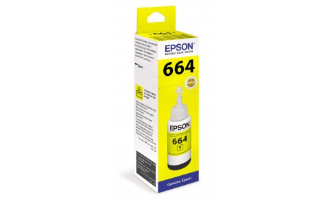 Epson L100/L200 Yellow - dataprint.vn.ua