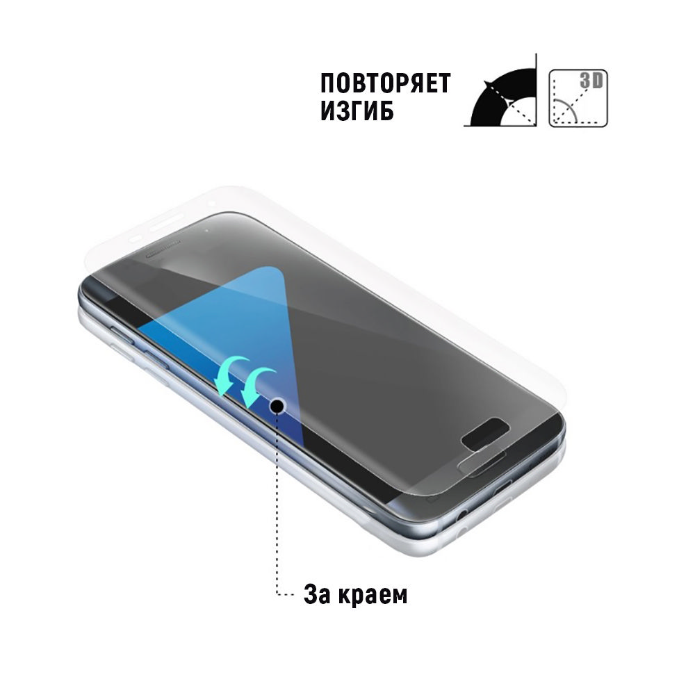 CW Apple iPhone 7 3D Full Cover - dataprint.vn.ua