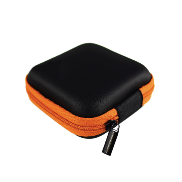 Case Square Orange - dataprint.vn.ua