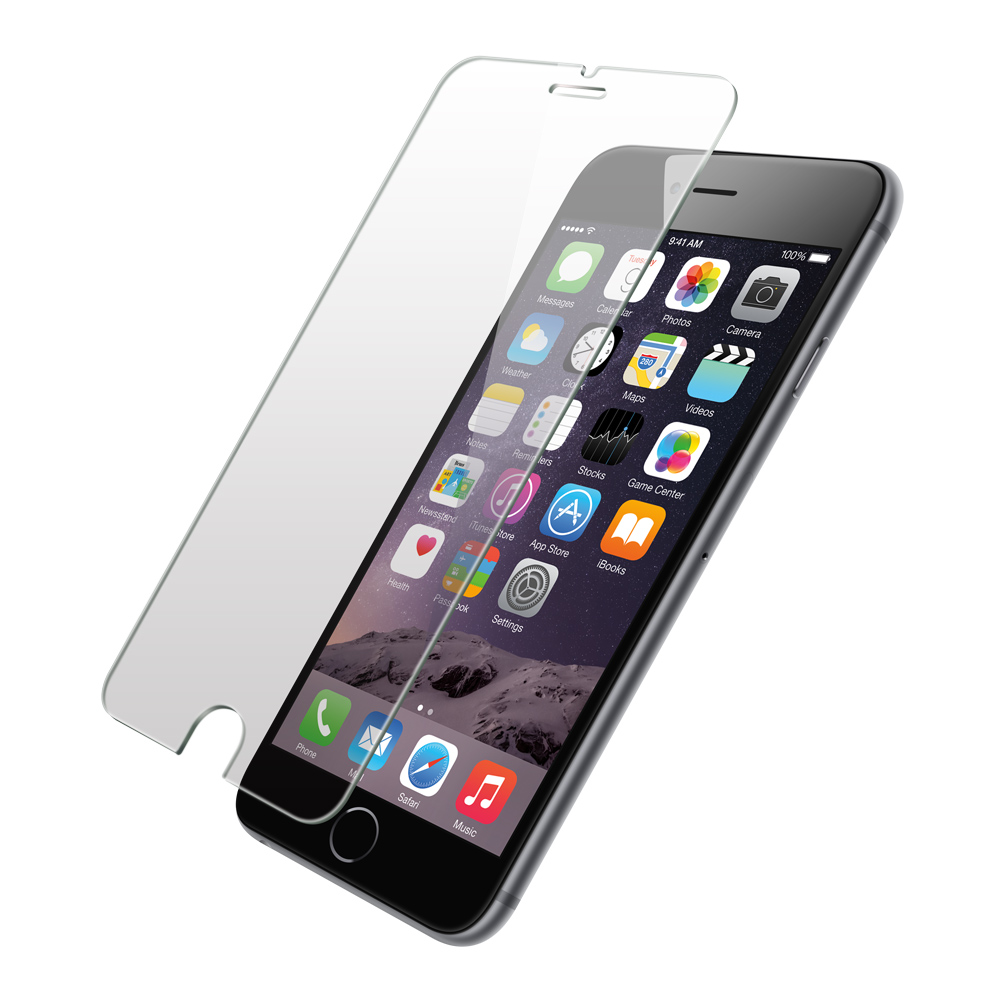 Apple iPhone 6/6s 9H ТОП 0,3mm/2.5D - dataprint.vn.ua