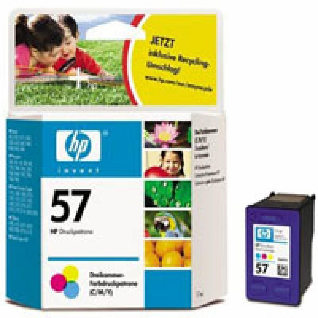 HP DJ No. 57 Color - dataprint.vn.ua